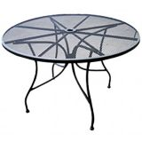 AAF  OMT48 Round Mesh Outdoor Table
