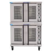Bakers Pride BCO-E2 Double Stack Convection Ovens