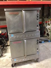 Blodgett double-stack Convection Ovens