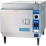 Cleveland Range 21-CET-8 3 Pan Elecgtric Steamer