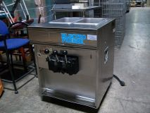 Electro Freeze Twin-twist Soft Ice Cream Machine