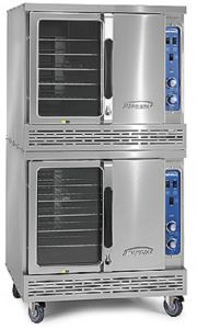 Imperial Double Stack ICV-2 Convection Ovens