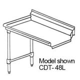 KTI  CDT-24L (R)  Clean Dish Table