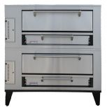 Marsal Double Stack SD-10866 Pizza Ovens