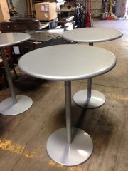 Metal Bar Height Tables
