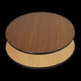 "KTI 24"" Round, Reversible Table Top"