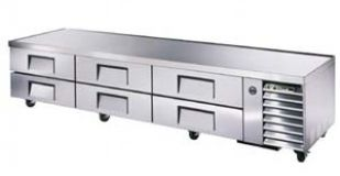 True TRCB-110  Refrigerated Chef Base