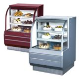 Turbo Air TCGB-36-2 Curved Glass Bakery Case